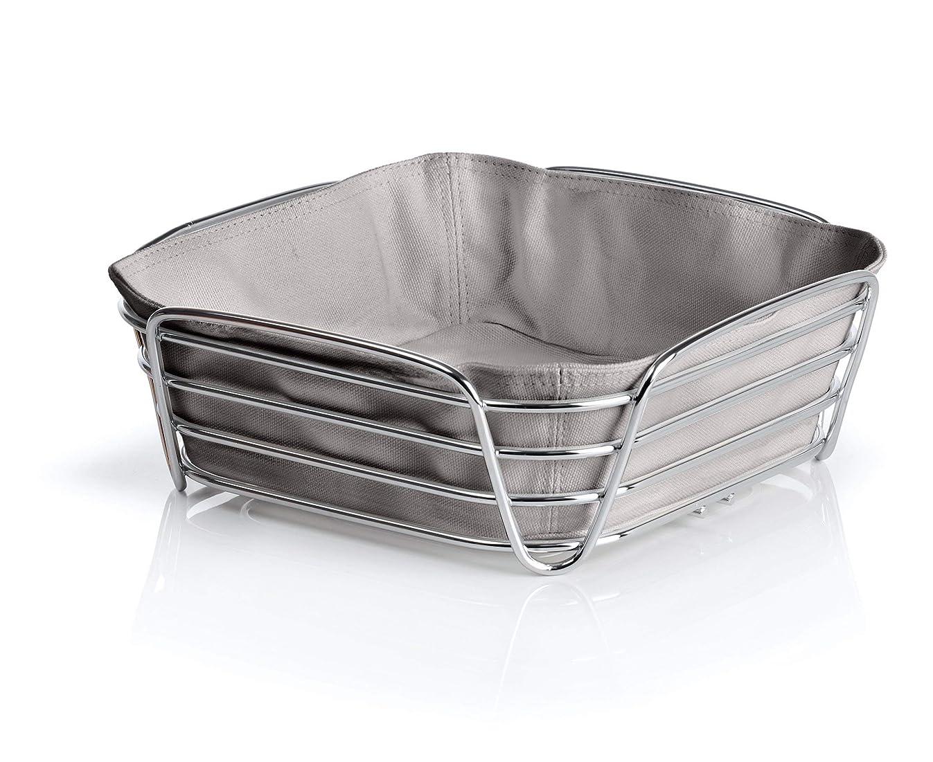 Blomus DELARA Bread Basket, Large - Taupe 63668