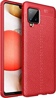 Wuzixi Case for Samsung Galaxy A42 5G.Soft silicone sleeve design, shockproof and durable, Cover Case for Samsung Galaxy A...