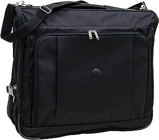 """DELSEY 45"""" Super Deluxe Garment Bag Black"""