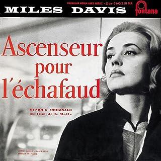 """Ascenseur pour l'echafaud (3LP 10"""" Vinyl)"""