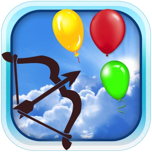 Balloon Hit HD Free (Bow & Arrow)