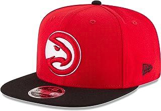 huge selection of 15e0d 0ac61 New Era NBA Atlanta Hawks Men s 9Fifty Original Fit 2Tone Snapback Cap, One  Size,