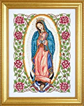 Design Works - Our Lady of Guadalupe (2323) - Counted Cross Stitch Kit - 13 by 17 inches - with Gift Card