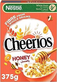 Nestle Cheerios Honey Breakfast Cereal 375g