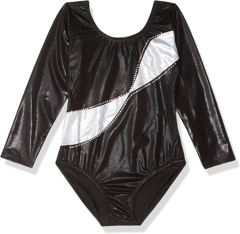 Dancina Girls Gymnastics Tank Top Leotard Dancewear and Prints Ages 3-12