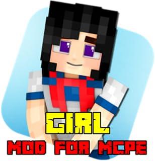 Girl Mod for MCPE