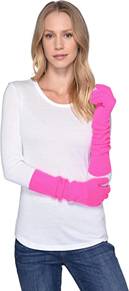 Luxe Knit Long Gloves