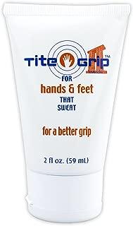 Tite Grip II All-Sport Topical Antiperspirant Hand Lotion/Non-Slip Grip Enhancement