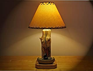 lodge style lamps