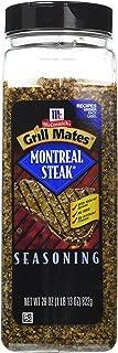 McCormick Montreal Steak Seasoning, 29-Ounce Units (Pack of 2)