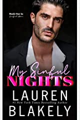 My Sinful Nights (Sinful Men Book 1) Kindle Edition