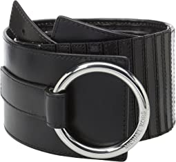 """75mm (2.8"""") Woven Leather Belt"""