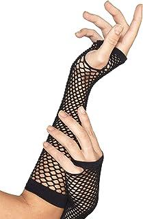 Fishnet Gloves, Long