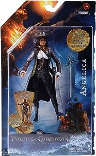 Jakks Pacific Pirates of The Caribbean On Stranger Tides Series 1 Angelica Figure