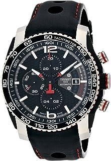 Tissot Men's T0794272605700 PRS 516 Analog Display Swiss Automatic Black Watch