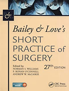 Best bailey and love's short practice of surgery Reviews