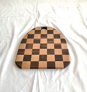 Tabla de madera para comida