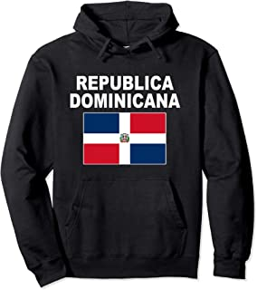 Flag Republica Dominicana Hoodie Cool Dominican Flags Top