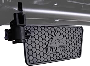 ATV Tek UTVSV1 Adjustable Multi-Directional Sun Blocking Clear View UTV Sun Visor