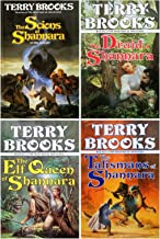 The Heritage of Shannara Hardcover 4 Book Set: Scions / Druid / Elf Queen / Talismans of Shannara