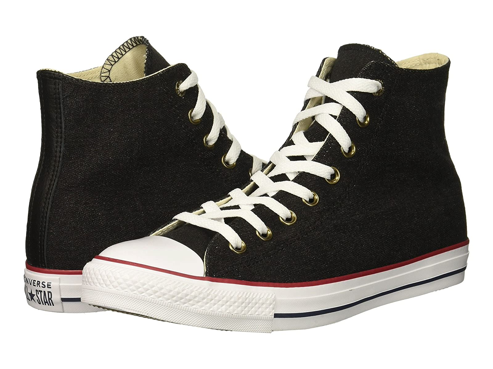 Converse Chuck Taylor In All Star - Worn In Taylor Denim Hi:Easy-To-Clean Surface:Mr/Ms bb3259