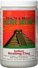 Aztec Secrets: Indian Healing Bentonite Clay, 2 lbs (2 pack)