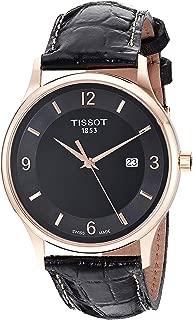 Tissot Unisex Dream Swiss Quartz Steel And 18K Gold Dress Watch (Model: T9144104605700)