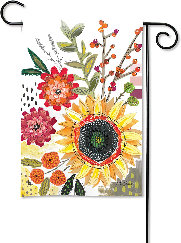 BreezeArt Studio M Sunflower Snippets Garden Max 83% OFF Flag Decorative Miami Mall âÂ