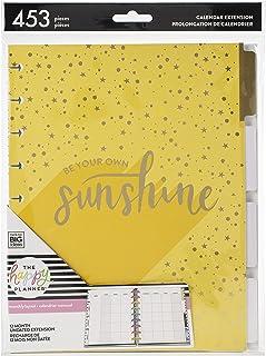ME & MY BIG IDEAS Happy Planner EXT PK, Sunshine 453/Pkg