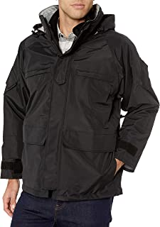 Tru-Spec 2037 H2O Proof Law Enforcement Parka w/Polar Fleece Liner, Black