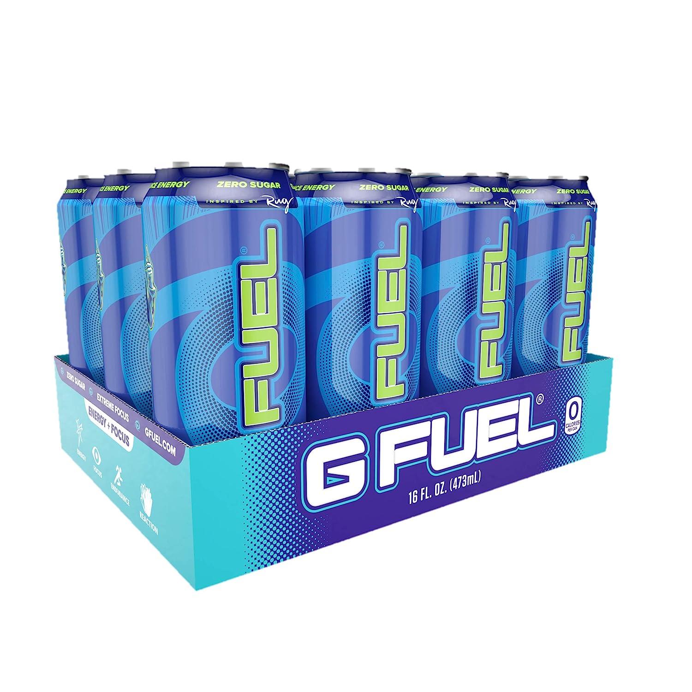 G Fuel Sugar Free Energy Drink Sour Rug Limited price 12 16 oz can fl Chug Ranking TOP7