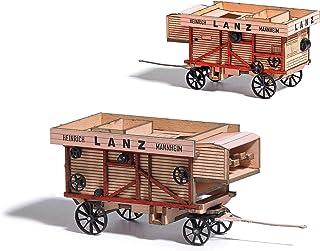 Busch 59902 Lanz Threshing Machine HO Scale Model Vehicle