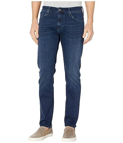 Mavi Jeans Marcus Regular Rise Slim Straight in Deep Blue Supermove (Deep Blue Supermove) Men