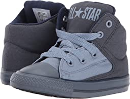 Converse Kids - Chuck Taylor All Star High Street Canvas Mix Hi (Infant/Toddler)