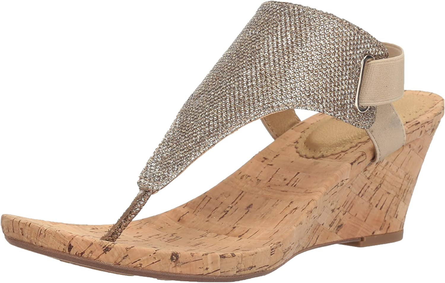 WHITE MOUNTAIN Popular brand in the world Manufacturer regenerated product Women's All Sandal Good Wedge