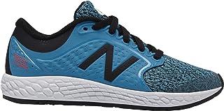 (ニューバランス) New Balance 靴?シューズ キッズランニング Fresh Foam Zante v4 Maldives Blue with Black ブルー ブラック US 11.5 (18-18.5cm)