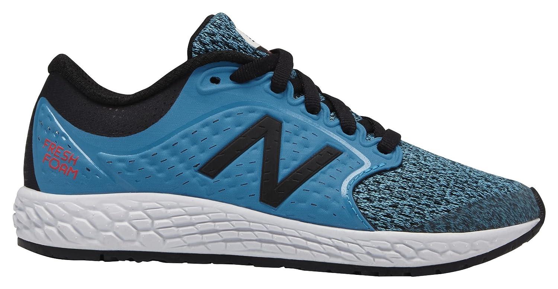(ニューバランス) New Balance 靴?シューズ キッズランニング Fresh Foam Zante v4 Maldives Blue with Black ブルー ブラック US 10.5 (17.5cm)