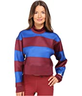 adidas by Stella McCartney - Run Striped Sweatshirt AZ7694