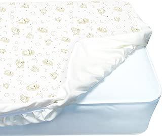 Serta Perfect Crib Mattress Cover, Balance Organic