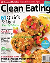 Clean Eating April May 2011 Magazine 61 QUICK & LIGHT FAMILY MEALS Down-Home Cookin MEATLESS MEALS: YOU WON'T MISS THE MEAT, WE PROMISE Peach Pancakes, Mango Muffins BAKED OYSTERS Crab Cakes