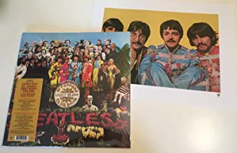 beatles sgt pepper lithograph