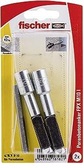 fischer FPX M10 I - stalen ankers met metrische binnendraad voor het bevestigen van verlaagde plafonds, relingen in cellen...