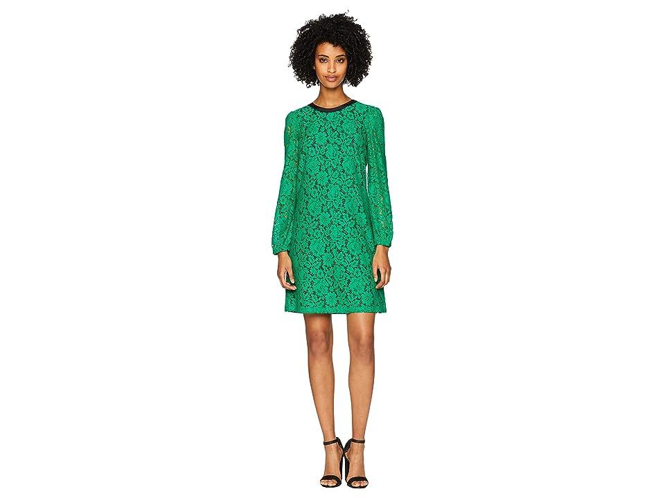 Paul Smith Lace Dress (Green) Women