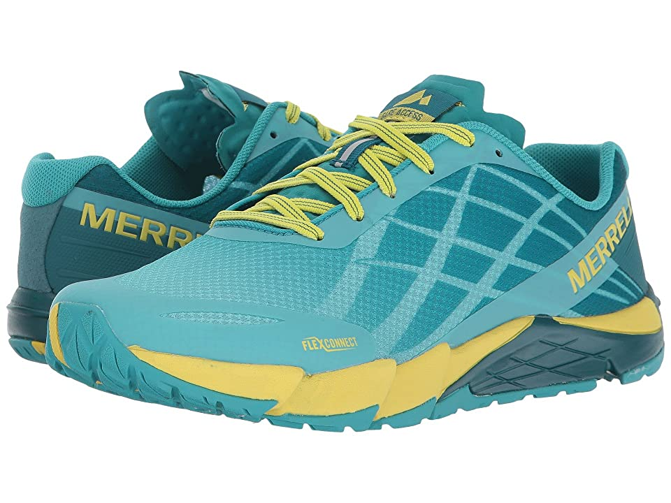 Merrell Bare Access Flex (Aruba Blue) Women