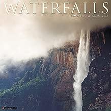 waterfall calendar 2018