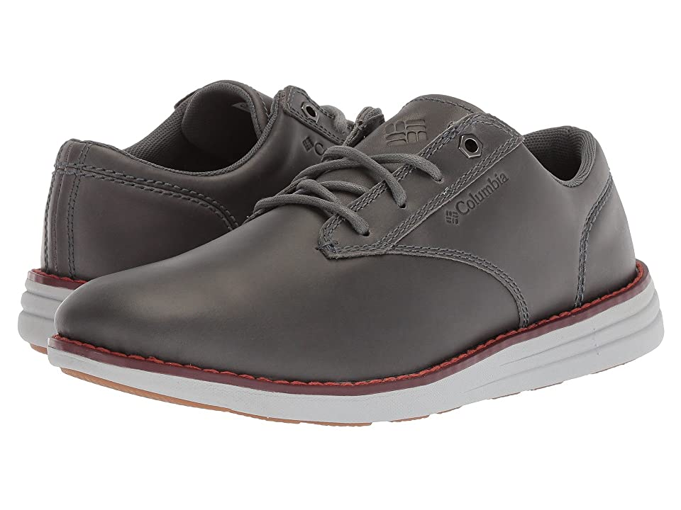 Columbia Irvington Oxford (Graphite/Deep Rust) Men