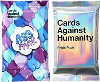 Cards Against Humanity Ass & Pride Packs