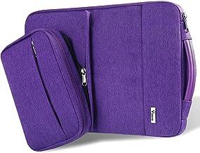 Voova 13 13.3 13.5 Pulgadas Funda Portátil,Bolsillo de Accesorios para Impermeable Funda Ordenador Portátil,para Chromebook,MacBook Pro/MacBook Air 13