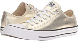 Chuck Taylor® All Star® Metallic Canvas Ox