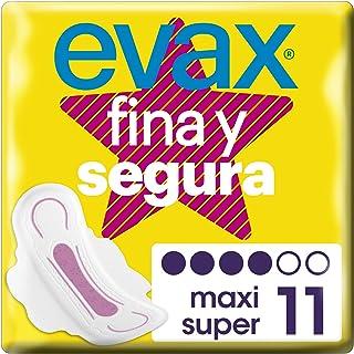 Evax Fina y Segura Super/Maxi Compresas Con Alas - 11